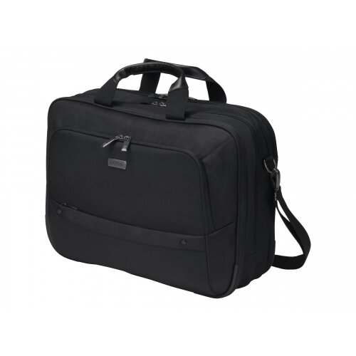 DICOTA Top Traveller ECO Twin SELECT - Notebook carrying case - 14&uot; - 15.6&uot; - black