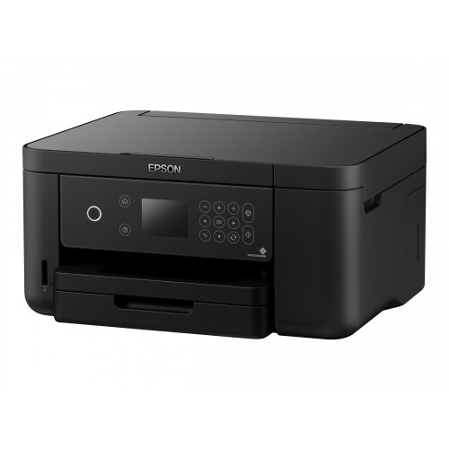 Epson Expression Home XP-5105 - Multifunction printer - colour - ink-jet - A4 (media) - up to 33 ppm (printing) - 150 sheets - USB, Wi-Fi(n) - black