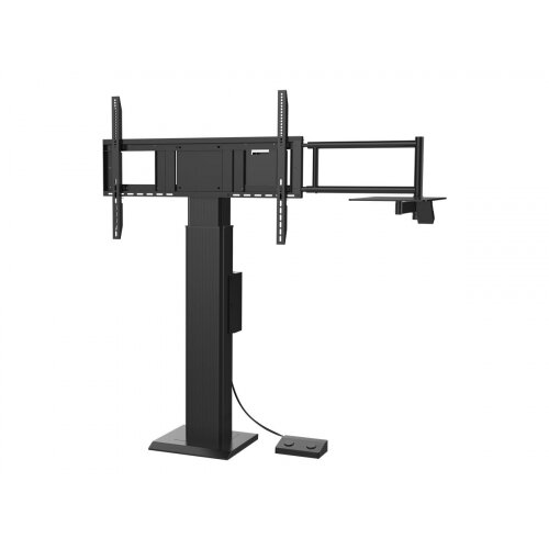 ViewSonic VB-STND-004 - Cart (mount bracket) for interactive flat panel / LCD display - screen size: 55&uot;-86&uot;