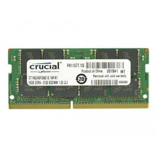 2-Power - DDR4 - 16 GB - SO-DIMM 260-pin - 2133 MHz / PC4-17000 - CL15 - 1.2 V - unbuffered - non-ECC