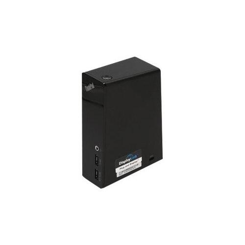 2-Power - Docking station - USB 3.0 - for Lenovo ThinkPad A285; E490; E590; L390; L390 Yoga; P1; P72; T490; T590; X1 Extreme; X390