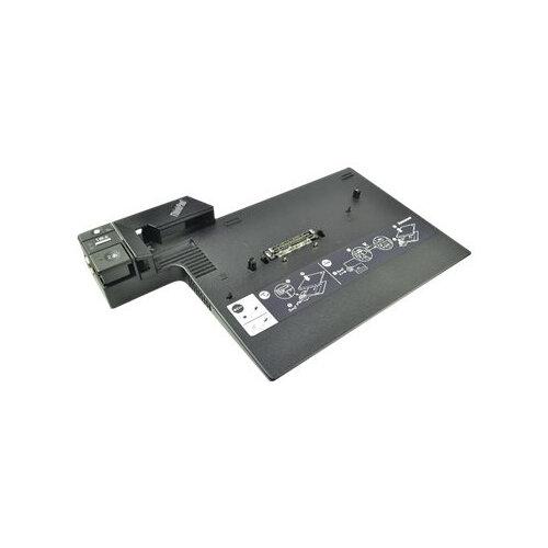 2-Power - Open Box - docking station - VGA - 10Mb LAN - for Lenovo ThinkPad W500, R400, R500, R60, R61, R61i, R61u, T400, T500, T60p, T61, T61p, T61u