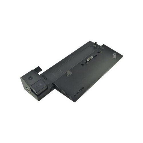 2-Power Docking Station PRO - Docking station - VGA, DVI, DP - for ThinkPad A475; L460; L470; L560; L570; P50s; P51s; T25; T460; T470; T560; T570; X260; X270