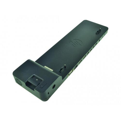 2-Power HP 2013 Ultraslim Docking Station - Port replicator - VGA, 2 x DP - 65 Watt - for HP EliteBook 735 G5, 745 G5, 755 G5, 840r G4; ProBook 64X G4, 650 G4; Spectre x360