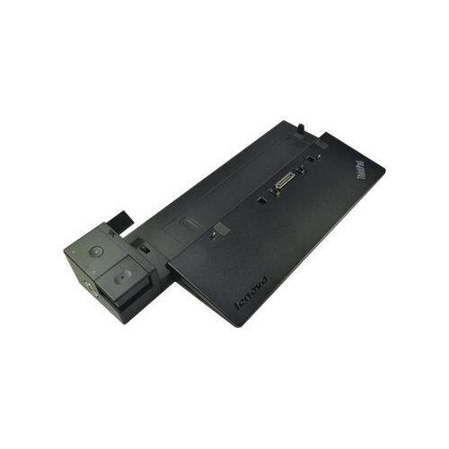 2-Power Lenovo ThinkPad Pro Dock 90W - Docking station - VGA, DVI, DP - 90 Watt - for ThinkPad L540; L560; L570; P50s; T540 (2 cores); T550; T560; T570; W550s; X250