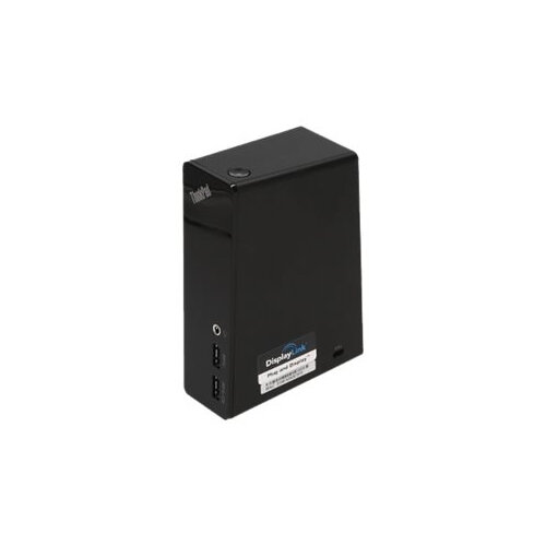 2-Power ThinkPad USB 3.0 Basic Dock - Docking station - DVI - for Lenovo ThinkPad A285; E490; E590; L390; L390 Yoga; P1; P72; T490; T590; X1 Extreme; X390