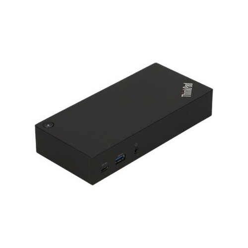 2-Power ThinkPad USB Type-C Docking Station - Docking station - VGA, DVI, DP - for Lenovo 730S-13; ThinkPad A285; A485; E490; E590; L390; L390 Yoga; T490; X390; Yoga S730-13