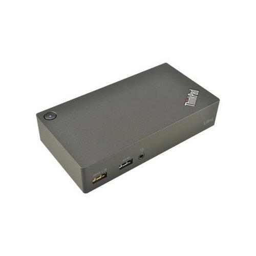 2-Power Ultra Docking Station - Docking station - HDMI, DP - 45 Watt - for Lenovo ThinkPad A285; E490; E590; L390; L390 Yoga; P1; P72; T490; T590; X1 Extreme; X390