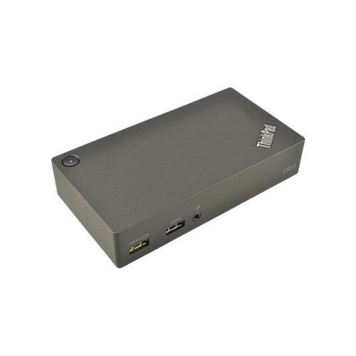 2-Power USB 3.0 45W Ultra Docking Station - Docking station - USB 3.0 - HDMI, DP - 45 Watt - for Lenovo ThinkPad A285; E490; E590; L390; L390 Yoga; P1; P72; T490; T590; X1 Extreme; X390