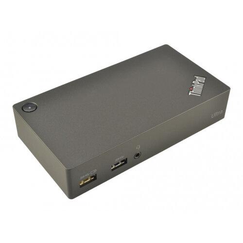 2-Power USB 3.0 Ultra Docking Station - Docking station - USB 3.0 - 45 Watt - for Lenovo ThinkPad A285; E490; E590; L390; L390 Yoga; P1; P72; T490; T590; X1 Extreme; X390
