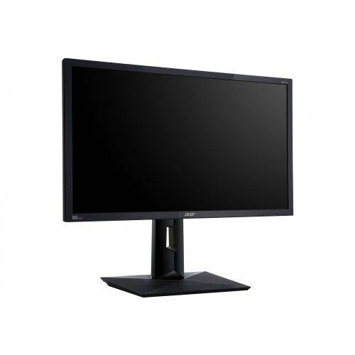 Acer CB281HK - LED monitor - 28&uot; - 3840 x 2160 4K - TN - 330 cd/m&up2; - 1 ms - 2xHDMI, DisplayPort - speakers - black