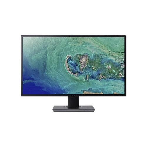 Acer EB275U - LED monitor - 27&uot; - 2560 x 1440 WQHD - IPS - 250 cd/m&up2; - 1000:1 - 5 ms - 3xHDMI, DisplayPort - speakers - black