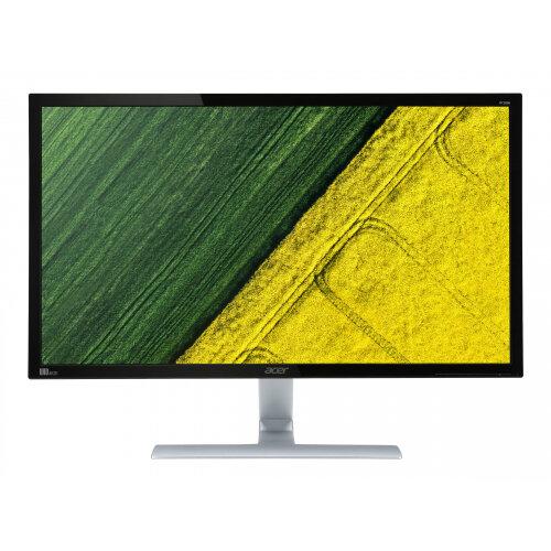 Acer RT280K - LED monitor - 28&uot; - 3840 x 2160 4K - TN - 330 cd/m&up2; - 1 ms - 2xHDMI, DisplayPort - speakers - black