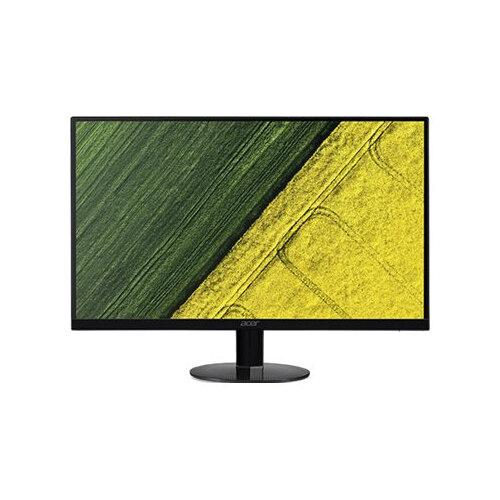 Acer SA240Y - LED monitor - 23.8&uot; - 1920 x 1080 Full HD (1080p) - IPS - 250 cd/m&up2; - 4 ms - HDMI, VGA - black