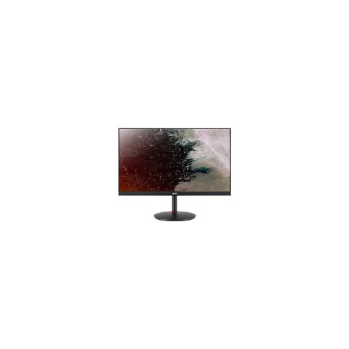 Acer XV272 - LED monitor - 27&uot; - 2560 x 1440 WQHD - IPS - 400 cd/m&up2; - 1000:1 - 1 ms - 2xHDMI, DisplayPort - speakers - black