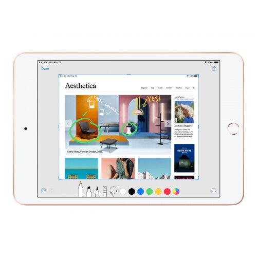 Apple 10.5-inch iPad Air Wi-Fi - 3rd generation - tablet - 256 GB - 10.5&uot; IPS (2224 x 1668) - gold
