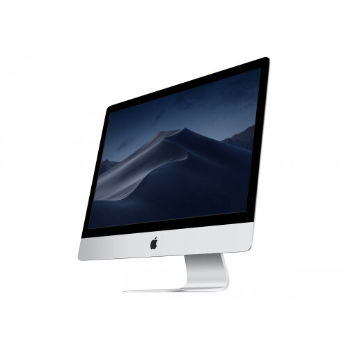 Apple iMac with Retina 5K display - All-in-one - 1 x Core i5 3 GHz - RAM 8 GB - Hybrid Drive 1 TB - Radeon Pro 570X - GigE - WLAN: 802.11a/b/g/n/ac, Bluetooth 4.2 - Apple macOS Mojave 10.14 - monitor: LED 27&uot; 5120 x 2880 (5K) - keyboard: English