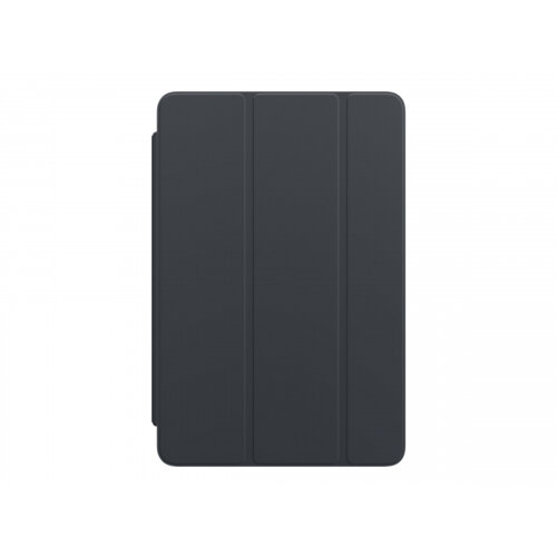 Apple Smart - Screen cover for tablet - polyurethane - charcoal grey - for iPad mini 4; 5