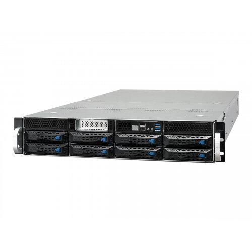 ASUS ESC4000 G4 - Server - rack-mountable - 2U - 2-way - RAM 0 GB - SATA - hot-swap 3.5&uot; - no HDD - AST2500 - GigE - no OS - monitor: none