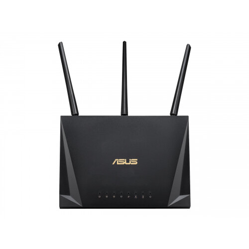 ASUS RT-AC85P - Wireless router - 4-port switch - GigE - 802.11a/b/g/n/ac - Dual Band