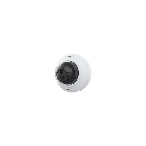 AXIS M4206-LV Network Camera - Network surveillance camera - dome - indoor - dustproof / waterproof - colour (Day∓Night) - 3 MP - 2048 x 1536 - 720p, 1080p - fixed iris - vari-focal - HDMI - LAN 10/100 - MJPEG, H.264, HEVC, H.265, MPEG-4 AVC - PoE Plu