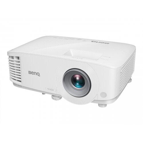 BenQ MW732 - DLP projector - portable - 3D - 4000 ANSI lumens - WXGA (1280 x 800) - 16:10 - 720p