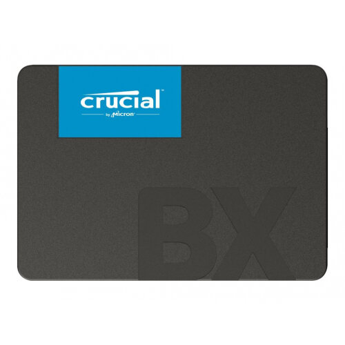 Crucial BX500 - Solid state drive - 960 GB - internal - 2.5&uot; - SATA 6Gb/s