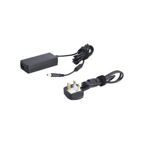 Dell 3 Prong AC Adapter - Power adapter - 65 Watt - United Kingdom, Ireland - for Inspiron 15 N5030, 15 N5040, 15 N5050; Latitude 13 7350, 33XX, 7370, E5440, E7240, E7440