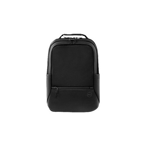 Dell Premier Backpack 15 - Notebook carrying backpack - 15&uot; - black with metal logo