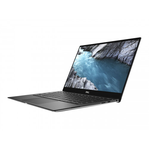 Dell XPS 13 9380 - Core i7 8565U / 1.8 GHz - Win 10 Pro 64-bit - 8 GB RAM - 256 GB SSD NVMe - 13.3&uot; 1920 x 1080 (Full HD) - UHD Graphics 620 - Bluetooth, Wi-Fi - silver - BTS - with 1 Year Dell ProSupport