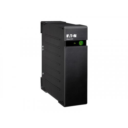 Eaton Ellipse ECO 1600 USB IEC - UPS (rack-mountable / external) - AC 230 V - 1000 Watt - 1600 VA - USB - output connectors: 8 - 2U - 19&uot;
