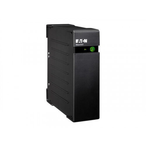 Eaton Ellipse ECO 650 USB IEC - UPS (rack-mountable / external) - AC 230 V - 400 Watt - 650 VA - USB - output connectors: 4 - 2U - 19&uot;
