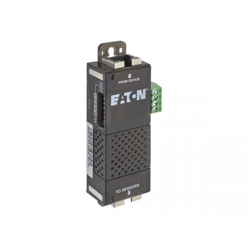 Eaton Environmental Monitoring Probe - Gen 2 - environment monitoring device - GigE - for 5P 1500 RACKMOUNT