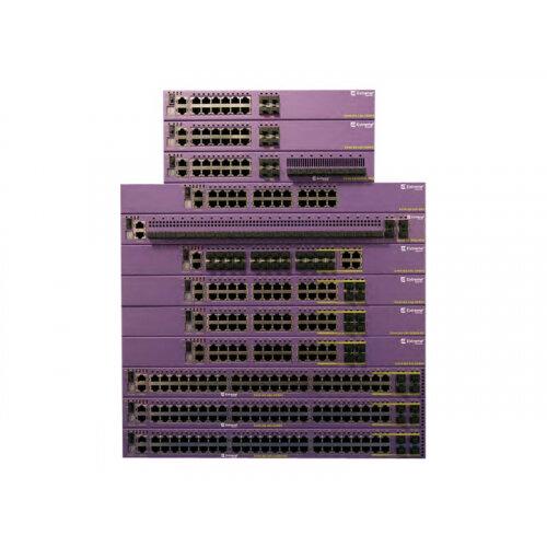 Extreme Networks ExtremeSwitching X440-G2 X440-G2-12p-10GE4 - Switch - Managed - 12 x 10/100/1000 (PoE+) + 4 x 1 Gigabit / 10 Gigabit SFP+ - rack-mountable - PoE+