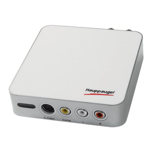 Hauppauge WinTV HVR-1975 - Digital / analogue TV tuner / radio tuner / video capture adapter - ATSC, DVB-C, QAM, DVB-T2 - HDTV - USB 2.0 - NTSC, PAL