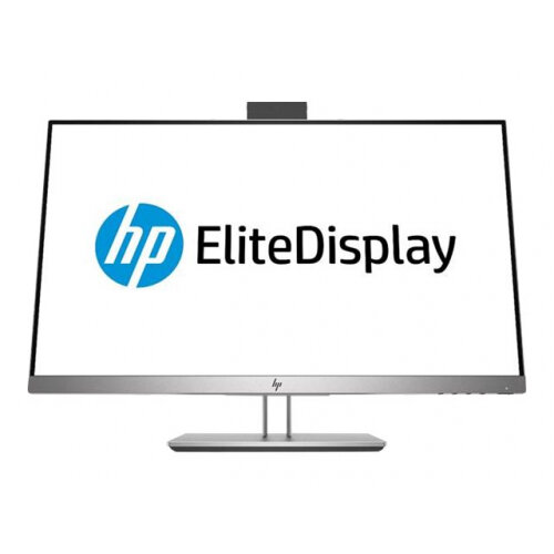 HP EliteDisplay E243d Docking - LED monitor - 23.8&uot; - 1920 x 1080 Full HD (1080p) - IPS - 250 cd/m&up2; - 1000:1 - 5 ms - HDMI, VGA, DisplayPort, USB-C - jack black, asteroid