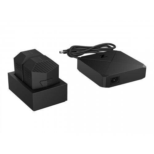 HP Z VR Backpack Battery Charger - Battery charger - DC 19.5 V - United Kingdom - for Workstation Z VR Backpack G1