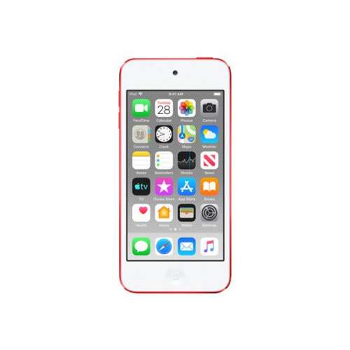 Apple iPod touch (PRODUCT) RED - 7th generation - digital player - Apple iOS 12 - 128 GB - red