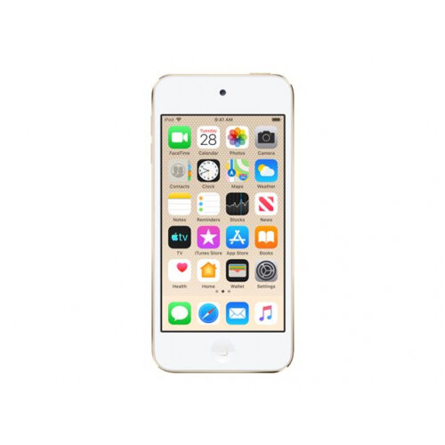 Apple iPod touch - 7th generation - digital player - Apple iOS 12 - 256 GB - gold
