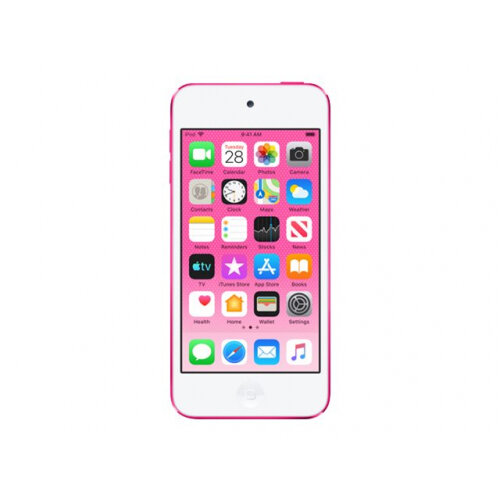 Apple iPod touch - 7th generation - digital player - Apple iOS 12 - 256 GB - pink