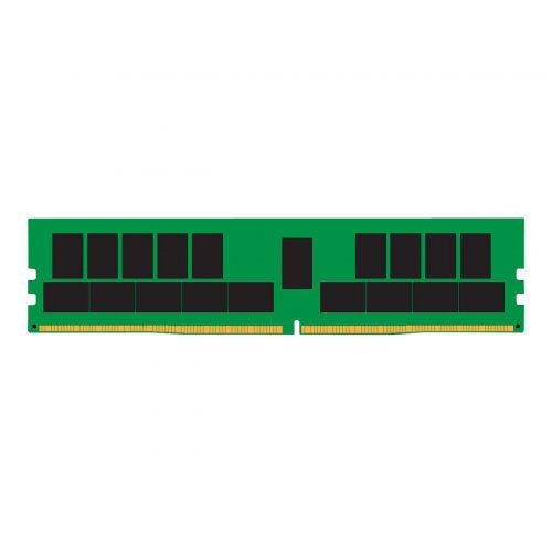 Kingston Server Premier - DDR4 - 32 GB - DIMM 288-pin - 2933 MHz / PC4-23400 - CL21 - 1.35 V - registered with parity - ECC