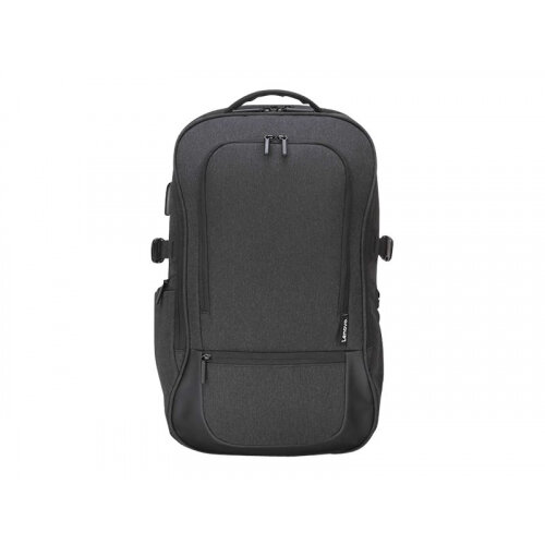 Lenovo Passage - Notebook carrying backpack - 17&uot; - charcoal - for 14e Chromebook; 500e Chromebook (2nd Gen); ThinkPad E490; T490; X390