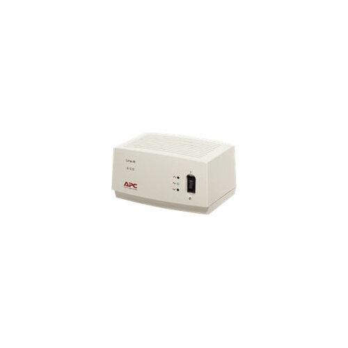 APC Line-R 600VA - Automatic voltage regulator - AC 220/230/240 V - 600 VA - output connectors: 4 - beige