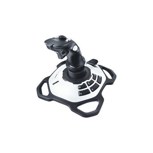 Logitech Extreme 3D Pro - Joystick - 12 buttons - wired - for PC