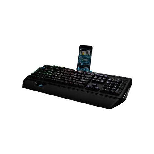 Logitech G910 Orion Spectrum RGB Mechanical Gaming - Keyboard - backlit - USB - key switch: Romer-G