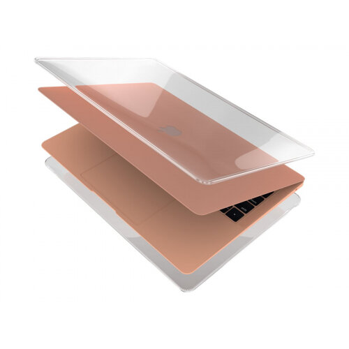 Max Cases Snap Shell - Notebook top and rear cover - 13&uot; - clear - for Apple MacBook Air (13.3 in)