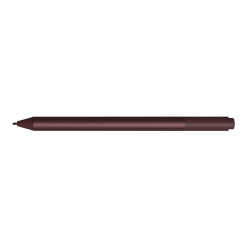 Microsoft Surface Pen - Stylus - 2 buttons - wireless - Bluetooth 4.0 - burgundy - commercial