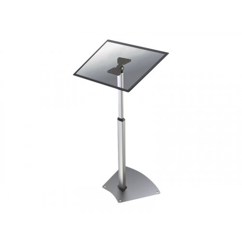 NewStar FPMA-D1550SILVER - Desk mount for LCD display - silver - screen size: 10&uot;-32&uot;