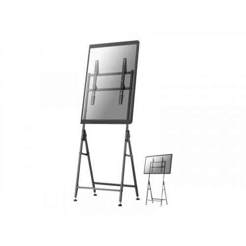 NewStar PLASMA-M1000 - Stand for LCD / plasma panel - black - screen size: 32&uot;-55&uot; - floor-standing
