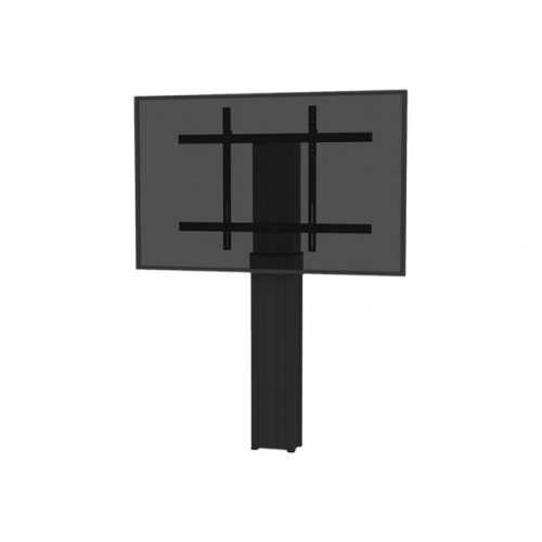 NewStar PLASMA-W2250BLACK - Wall mount for LCD / plasma panel (motorised) - black - screen size: 42&uot;-100&uot;